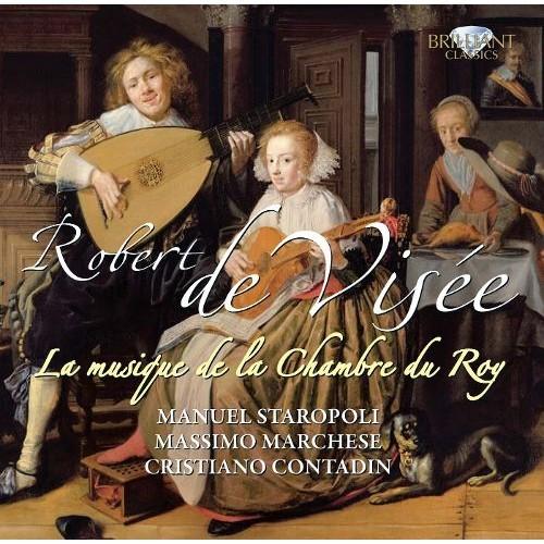 Musique De La Chamber De Roy - CD