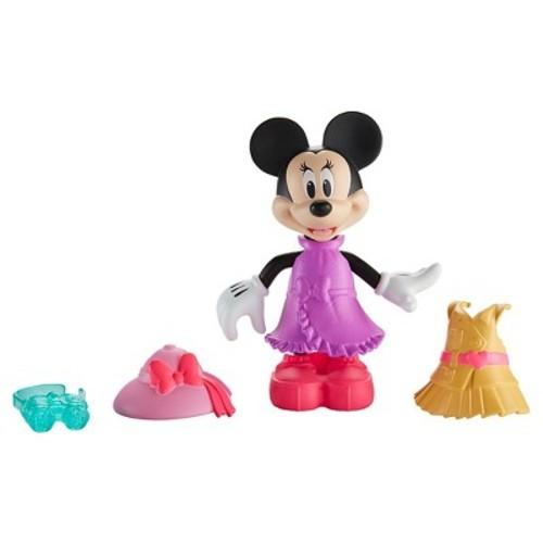 Fisher-Price Disney Minnie Mouse Safari Stylin' Minnie Doll