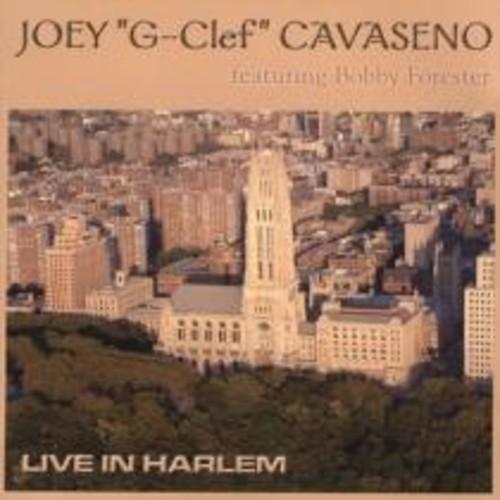 Live in Harlem [CD]