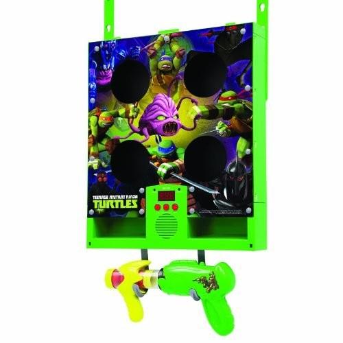 Teenage Mutant Ninja Turtles T-Blaster Game (Ball Blaster)