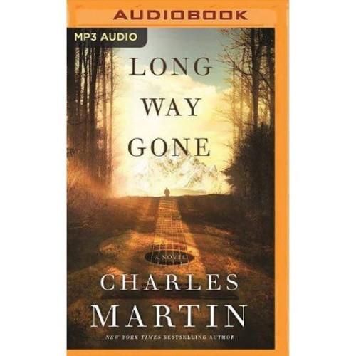 Long Way Gone (MP3-CD) (Charles Martin)