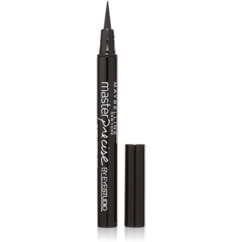 Maybelline New York EyeStudio Master Precise Liquid Eyeliner Ink Pen, Black [110], 1 ea