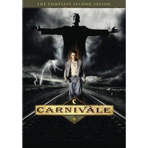 Carnivale:Complete second season (DVD)