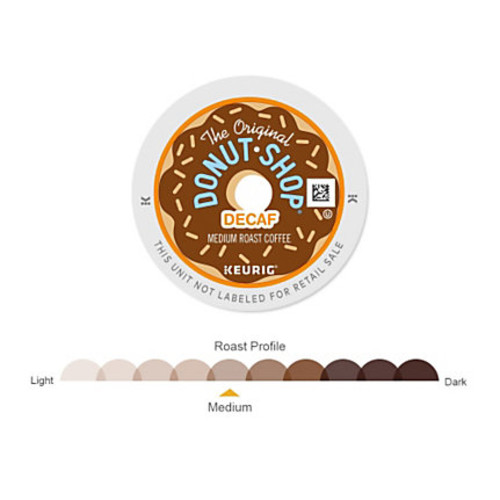 The Original Donut Shop Coffee K-Cup Pods, Case Of 96