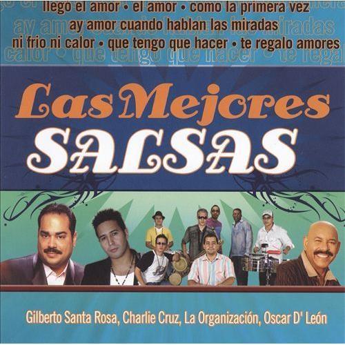 Las Mejores Salsas [CD]