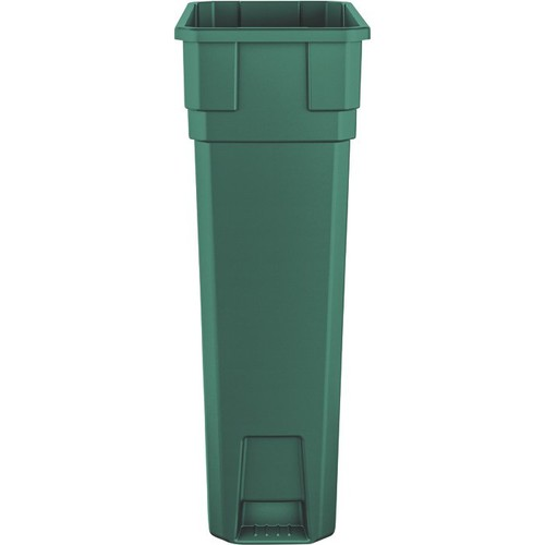 Suncast 23-Gallon Slim Trash Can  Green, Model# TCN2030