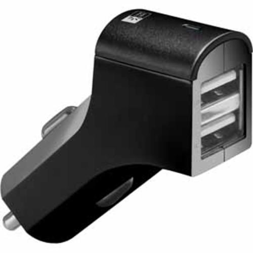 Case Logic Dual USB Car Charger - Black