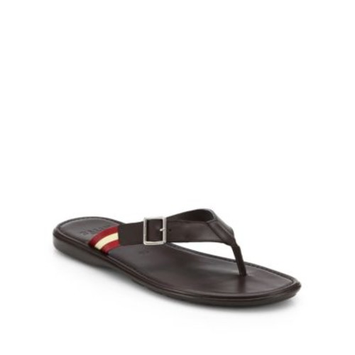 Trainspotting Leather Sandals