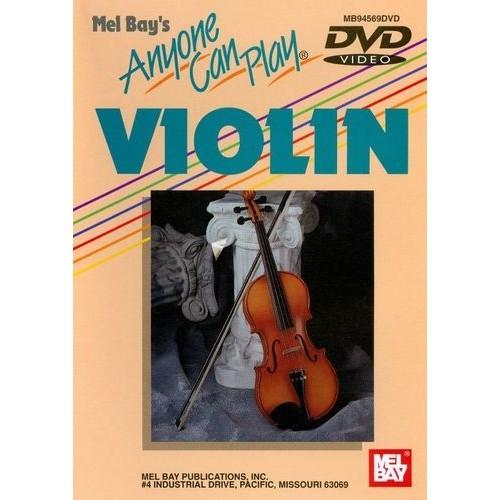 Anyone Can Play Violin [DVD] [2002]