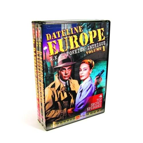 Dateline Europe: Espionage Collection