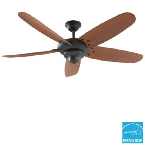 Home Decorators Collection Altura 60 in. Indoor/Outdoor Oil-Rubbed Bronze Ceiling Fan with Wall Control