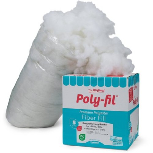 Fairfield PF-5 Poly-Fil Premium Fiber [White]