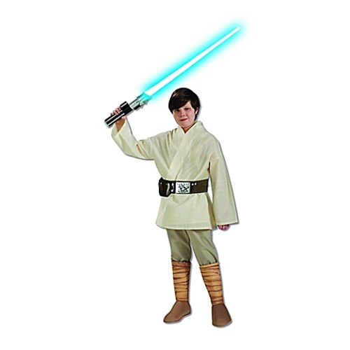 Star Wars: Deluxe Luke Skywalker Large Child's Halloween Costume