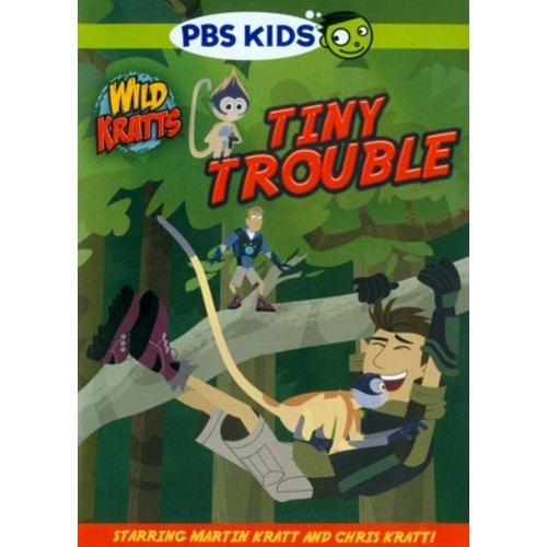 Wild Kratts: Tiny Trouble [DVD]