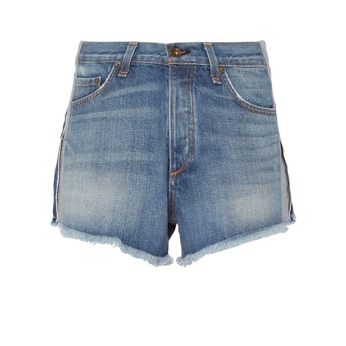 RAG & BONE /Jean Marilyn Reverse Cut Off Shorts