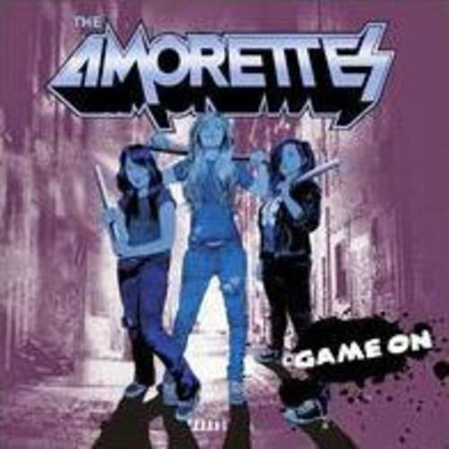 Amorettes - Game On
