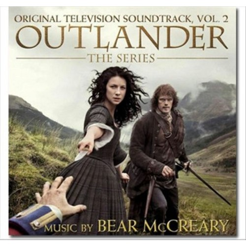 Bear McCreary - Outlander, The Series: Original Television Soundtrack, Vol. 2 (CD)