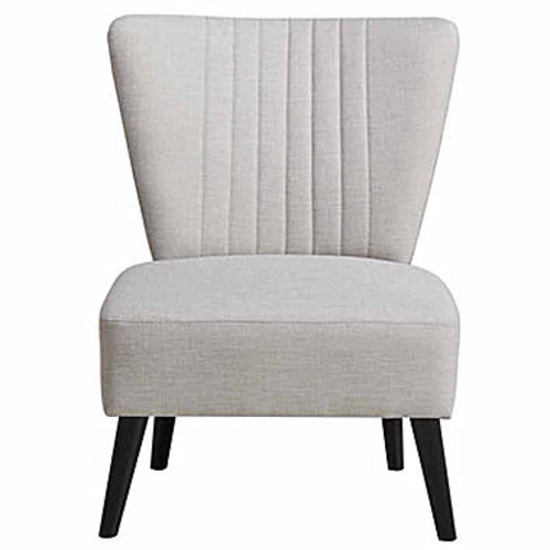 Home Meridian Channeled Back Slipper Chair JCPenney