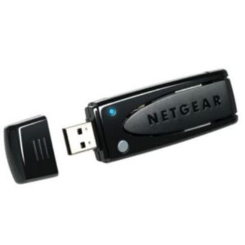 Netgear WNDA3100 RangeMax Wireless N Network Adapter - 300Mbps, 802.11n/g/a, USB 2.0, Dual BandWNA100M-100ENS (WNDA3100-100NAS)