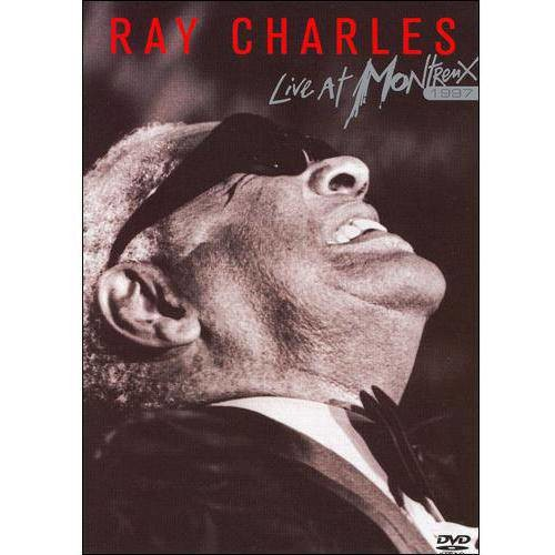 Ray Charles - Live At Montreux 1997: Ray Charles, Raelettes: Movies & TV