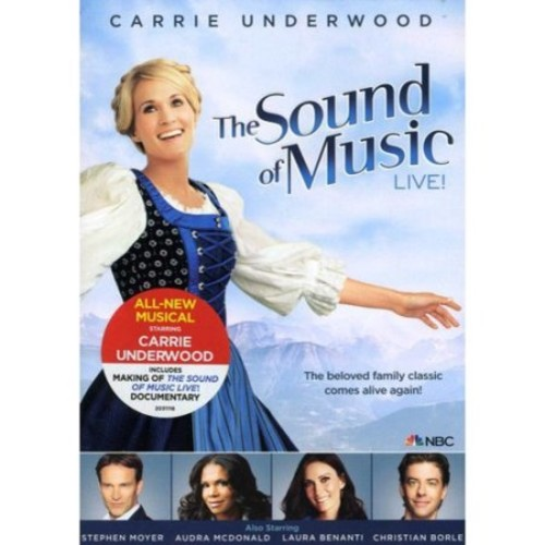 UNIVERSAL STUDIOS HOME ENTERT. The Sound of Music Live!