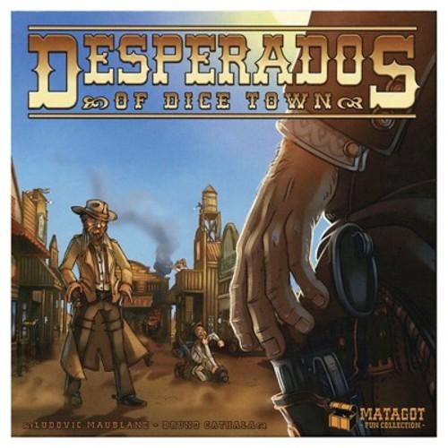 Desperados of Dice Town Game