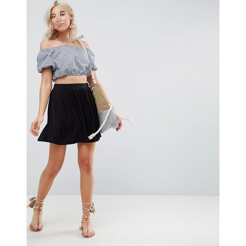 ASOS Mini Skater Skirt