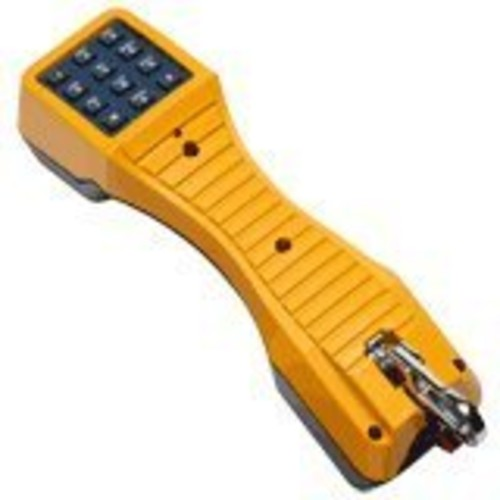 Fluke Networks 22801009 TS22A Telephone Test Set Angled Bed of Nails Clips [with Bed of Nails (ABN) Clips]