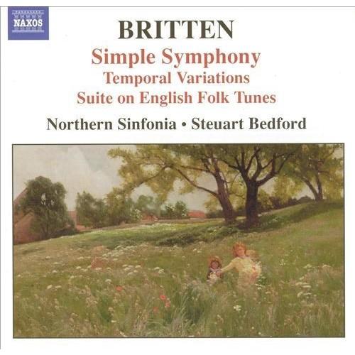 Simple Symphony CD (2009)