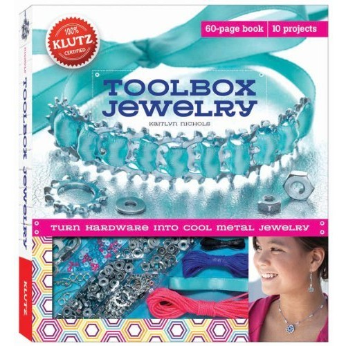 Klutz Toolbox Jewelry Craft Kit