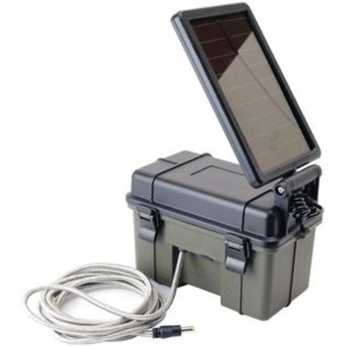 Stealth Cam Stc-12vbb 12-volt Battery Box N Cable