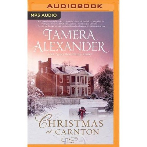 Christmas at Carnton (MP3-CD) (Tamera Alexander)
