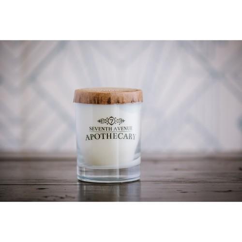 Hand-poured Azalea and Black Walnut Artisan Soy Candle