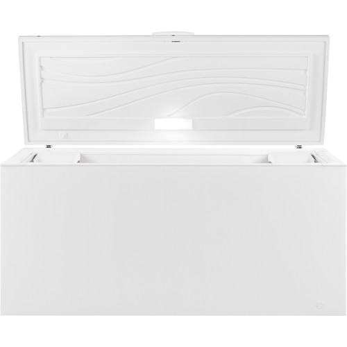 12812 17.5 cu. ft. Chest Freezer w/ Adapt-N-Store Basket System - White