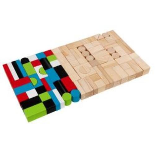 KidKraft Wooden Block Playset