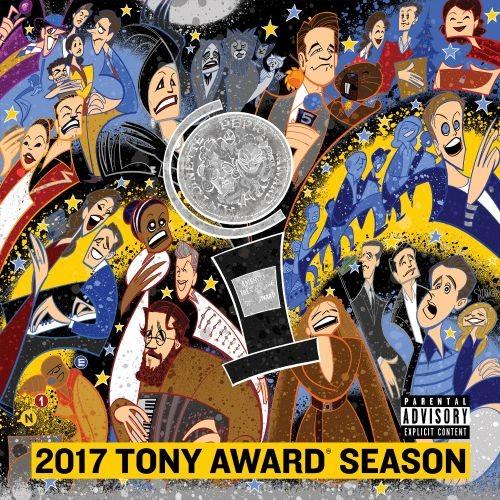 2017 Tony Award Season [CD] [PA]