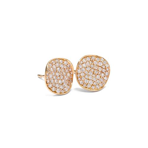Stardust Diamond Stud Earrings