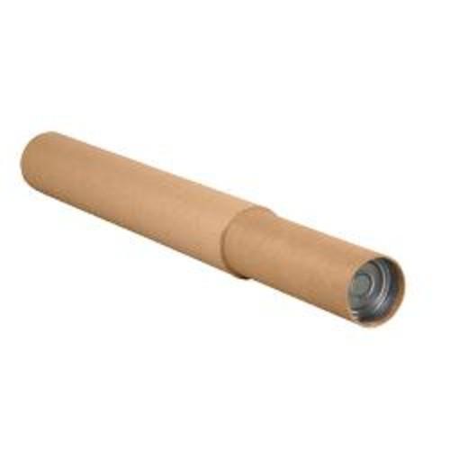Office Depot Brand Kraft Adjustable Tubes 3 1/4