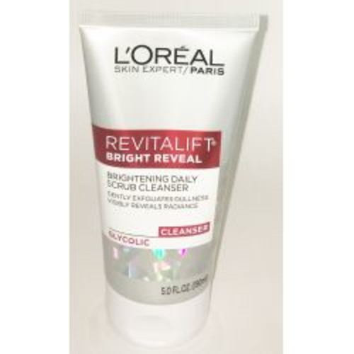 L'Oreal Revitalift Bright Reveal Brightening Daily Scrub Cleanser