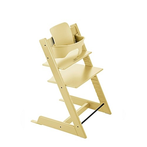 Stokke Tripp Trapp Baby Set in Wheat Yellow