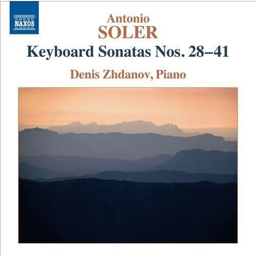 Antonio Soler: Keyboard Sonatas Nos. 28-41 [CD]