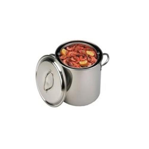 King Kooker King Kooker 22-Quart Stainless Steel Boiling Pot