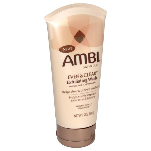 Ambi Exfoliating Wash 5 oz (141 g)