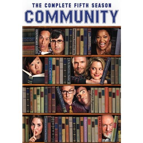 Community: The Complete Fifth Season [2 Discs] [DVD]