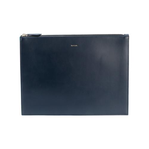 Concertina Bright Stripe document pouch