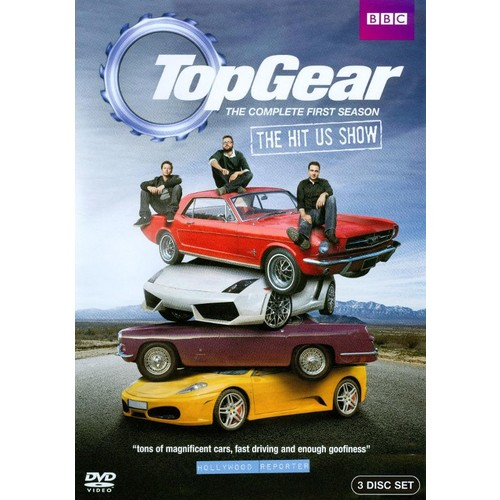 Top Gear USA: The Complete First Season [3 Discs] [DVD]