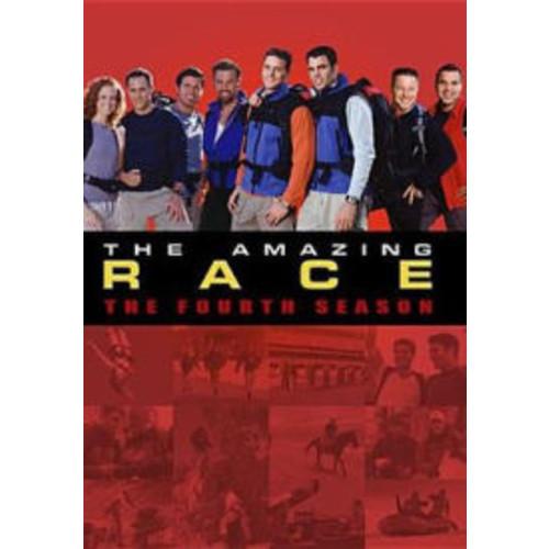 Amazing Race Season 4 (DVD)