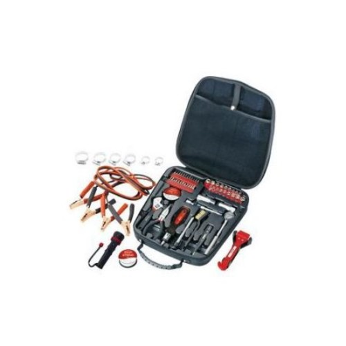 APOLLO TOOLS 64 PIECE TRAVEL & AUTOMOTIVE TOOL KIT - DT0101