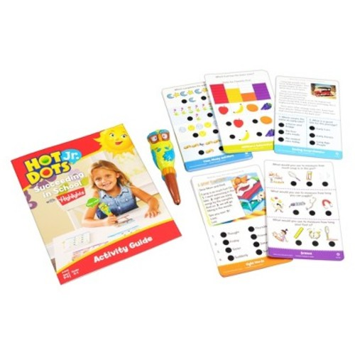 Educational Insights Hot Dots Jr. Succeeding in School Set
