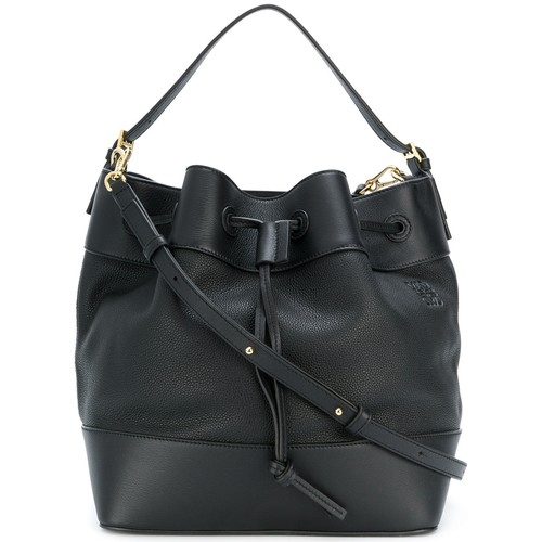 Black Midnight Bucket Bag